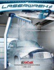 Download the Brochure (PDF) - Car Wash Equipment and Supplies