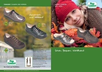 herbst | winter 2011 - dennda Orthopädie und Rehatechnik