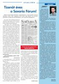 WELLIS - Savaria Fórum - Page 3
