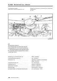 82–0680 Wischermotor aus-, einbauen M - Motor-Talk