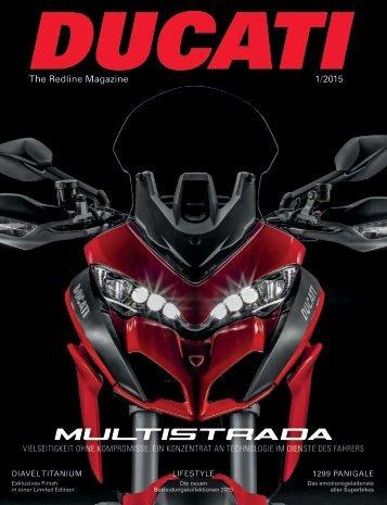 DUCATI Magazin 2015