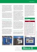 Relay steuert Satelliten- fliehkraft-Gleitschleifmaschine - Moeller - Seite 2