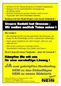 Flyer - STOPP den Südanflügen über Zürich! - Seite 2