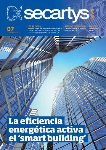 La eficiencia energética activa el 'smart building'