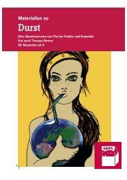 """Materialien zu """"Durst"""" [PDF-Datei - 1.2 MB] - GRIPS Theater"""