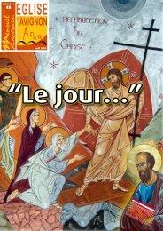 dans gneur. - Diocèse d'Avignon