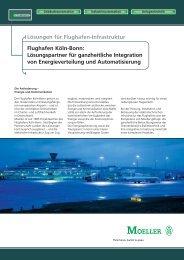 Flughafen Köln-Bonn - Moeller