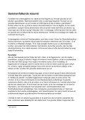 Graviditet & Alkohol 2010-2011, kvalitative interviews, Center for ... - Page 3