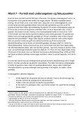 Graviditet & Alkohol 2010-2011, kvalitative interviews, Center for ... - Page 7