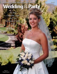 Wedding & Party Magazine