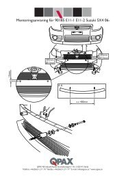 90185 E11-1 E11-2 Suzuki SX4 06-.indd - Off-Road-Light.RU