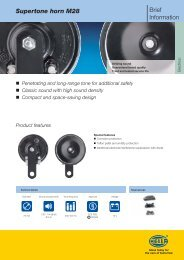 Supertone horn M28 Brief Information - Off-Road-Light.RU