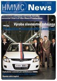 (ke stažení v pdf) číslo 9/Listopad 2008 - HYUNDAI Motor ...