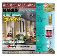 MARVIN - Baker-Miller Lumber