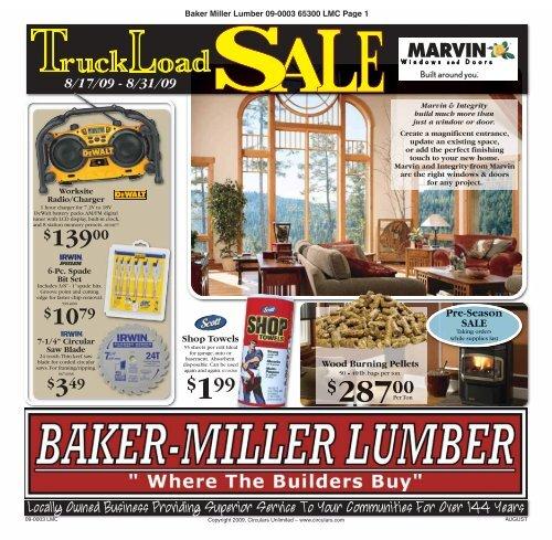 28700 - Baker-Miller Lumber