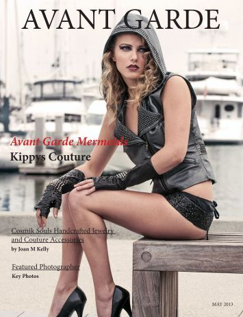 AVANT GARDE Magazine May Issue 2013