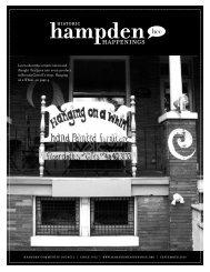 September 2010 (pdf) - Hampden Community Council
