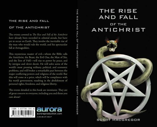 THE RISE AND FALL ANTICHRIST - Family Aid Project