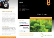 KWKplus Bio-Erdgas - Berliner Energieagentur