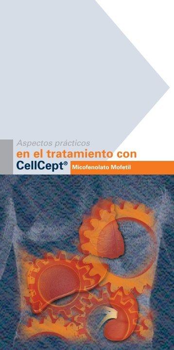en el tratamiento con CellCept - Roche Trasplantes