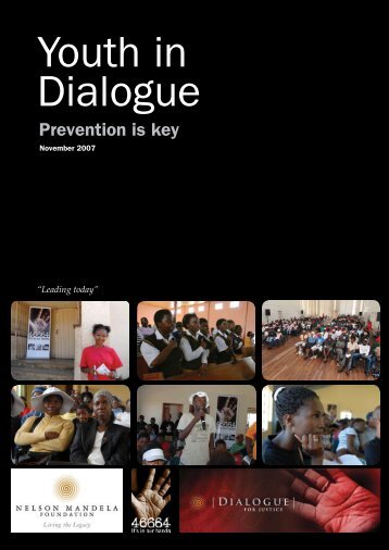 Youth in Dialogue - Nelson Mandela Foundation