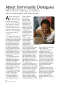 Youth in Dialogue - Nelson Mandela Foundation - Page 6