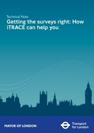 Getting the surveys right. How iTRACE can help you (PDF 553kb)