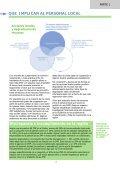 Aumentamos la eficacia de las ZMP trabajando con las ... - NRSP - Page 7