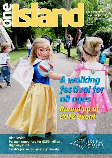 Download June 2012 Edition - Isle of Wight Council