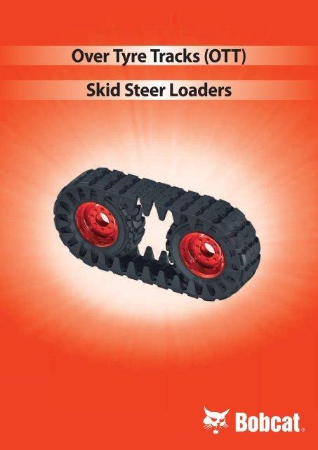 Over Tyre Tracks Ott Skid Steer Loaders Dm Ker Kft