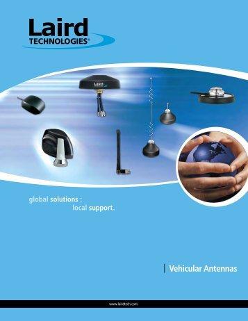 Vehicular Antennas - W6TRW