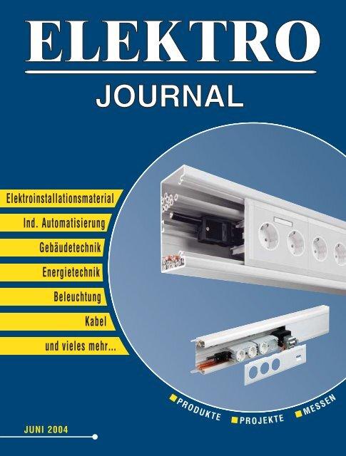 Elektroinstallationsmaterial Ind. Automatisierung ... - Moeller