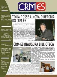 CRM - maio 2006 - Conselho Federal de Medicina