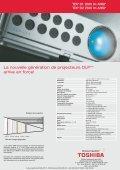 TDP D1 - Lampe-videoprojecteur.info - Page 2