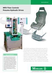 MFD-Titan Controls Pneumo-Hydraulic Drives - Moeller