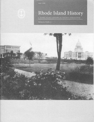 sfij * - Rhode Island Historical Society