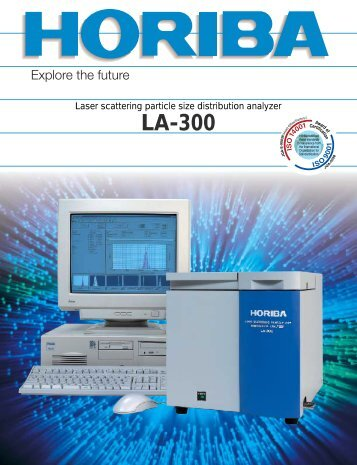 LA-300 - Horiba
