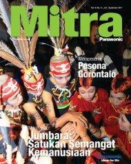 Mitra Panasonic Juli - September 2011 - KWN Indonesia