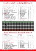 Doppelausgabe zu den Heimspielen am 22.9 ... - FC Tiengen 08 eV - Seite 4