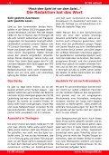 Doppelausgabe zu den Heimspielen am 22.9 ... - FC Tiengen 08 eV - Seite 6