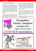 Doppelausgabe zu den Heimspielen am 22.9 ... - FC Tiengen 08 eV - Seite 7