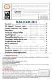 Table of contents - Call of Duty - Page 3