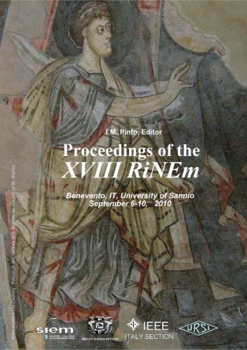Proceedings of the XVIII RiNEm - NCCR MUST
