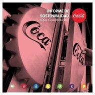 INFORME DE SOSTENIBILIDAD - Coca-Cola