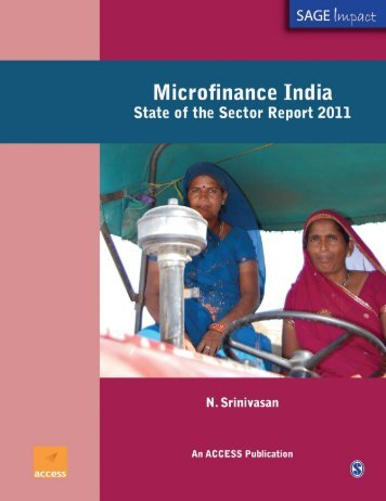 Microfinance India – State of the Sector Report 2011 – pdf