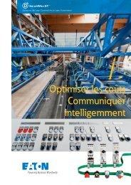 Optimiser les coûts Communiquer intelligemment - Moeller