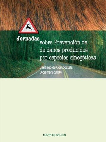 Jornadas - Medio Rural - Xunta de Galicia