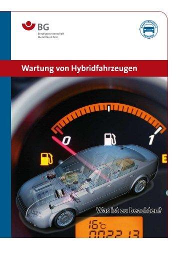 Wartung von Hybridfahrzeugen