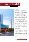 duurzaamheidsverslag 2010 - World Forum - Page 7