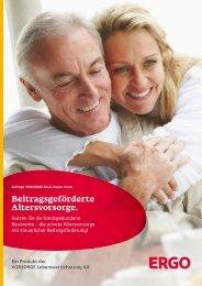 VORSORGE Basis-Rente Fonds